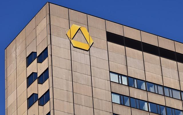 Commerzbank plant einen Stellenabbau von 10.000 Arbeitsplätzen